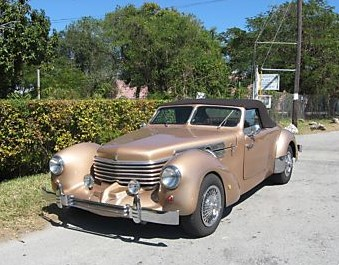 1970 Cord Royale - Miami, Florida